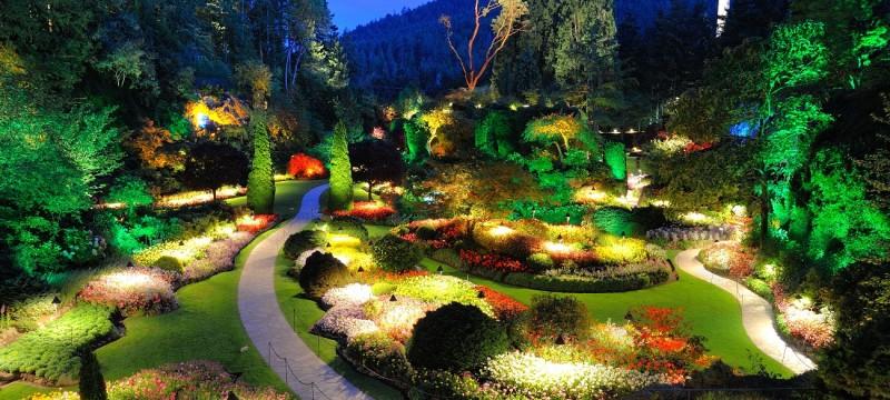 Utiliser les luminaires pour le décor de son jardin