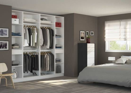 solution rangement placard commode ou tag re pav. Black Bedroom Furniture Sets. Home Design Ideas