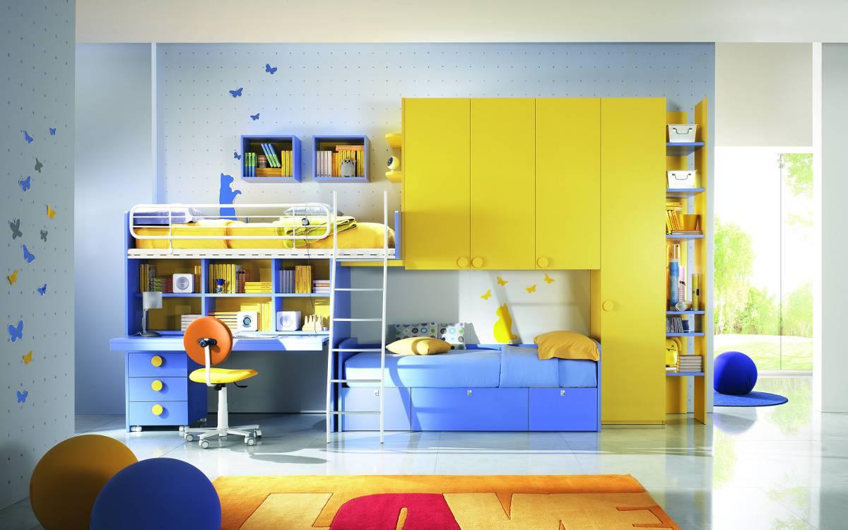 Aménagez une jolie chambre fonctionnelle pour votre enfant !