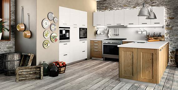 Une cuisine sur-mesure pour votre intérieur