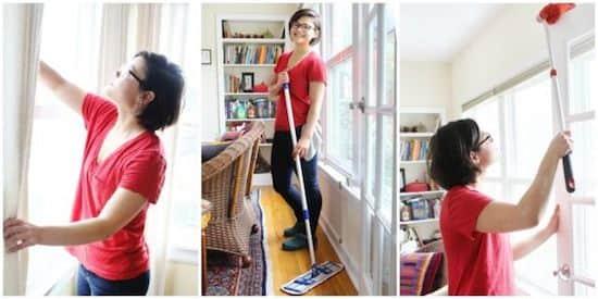 Astuces pour bien nettoyer votre maison