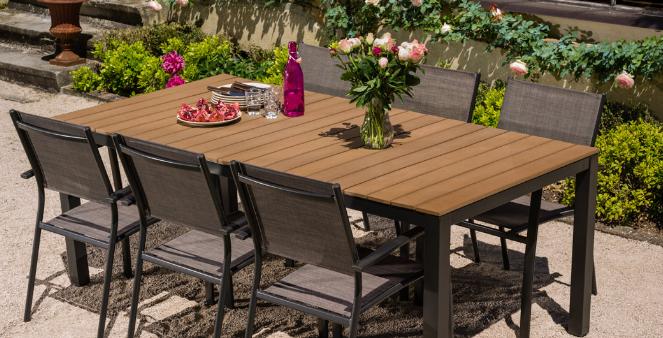 Quels critères pour choisir votre table de jardin ?