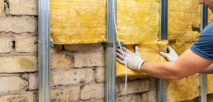 L'isolation des murs : une solution efficace pour lutter contre les variations de température