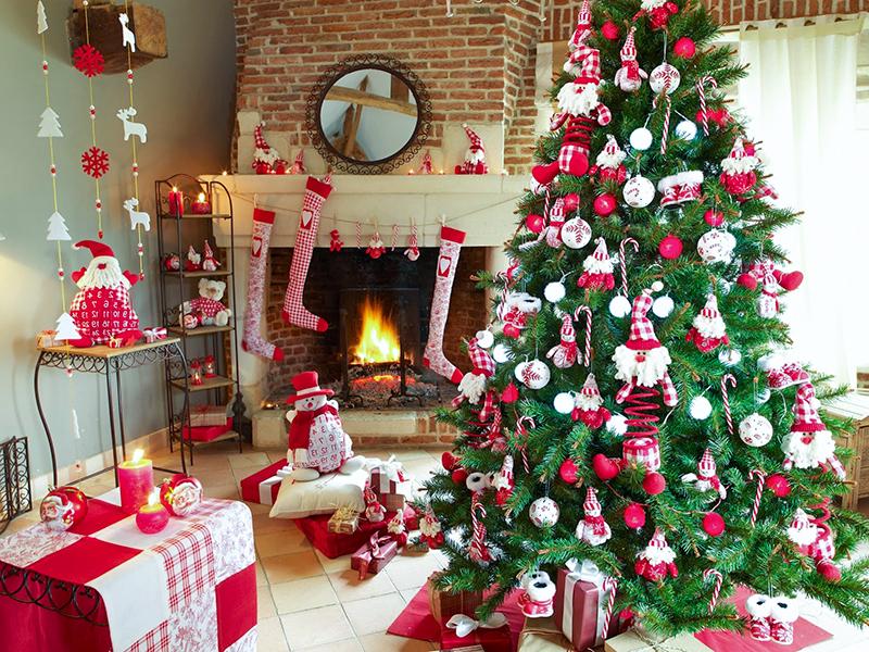 Quelles sont les tendances déco Noël?